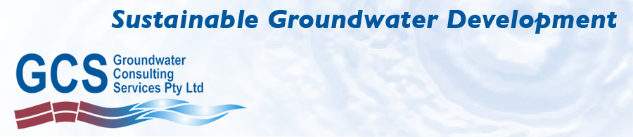 Groundwater Consulting Logo